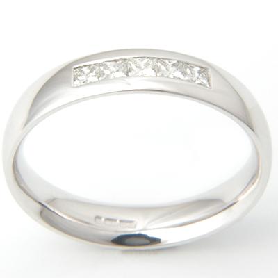 Platinum Channel Set Diamond Ladies Wedding Ring 1.jpg