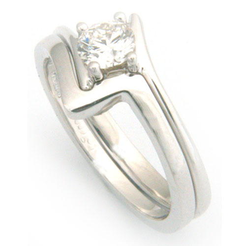 18ct White Gold Fitted Wedding Ring.jpg