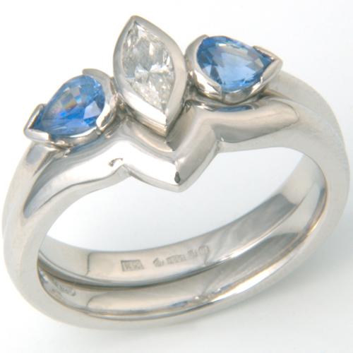 Platinum Plain Fitted Wedding Ring.jpg