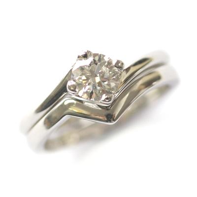 V Shaped Plain Fitted Wedding Ring 1.jpg