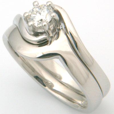 Palladium Swirl Fitted Wedding Ring 1.jpg