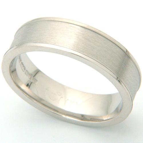 Palladium Gents Brushed Wedding Ring.jpg
