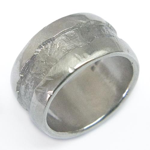 Gents Palladium Textured Wedding Ring 2.jpg