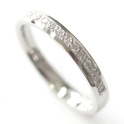 Platinum Grain Set Diamond Eternity Ring 1.jpg