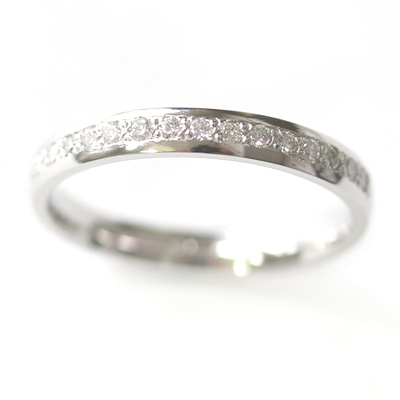 Platinum Grain Set Diamond Eternity Ring 2.jpg