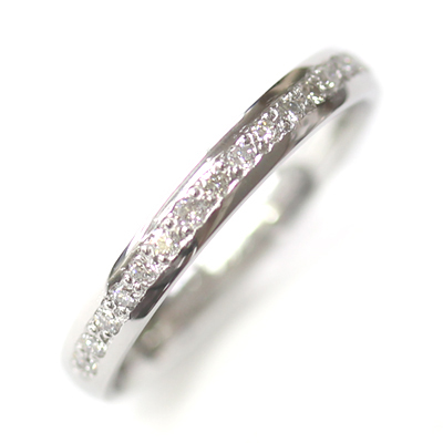 Platinum Grain Set Diamond Eternity Ring 3.jpg