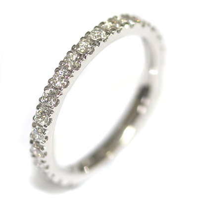 18ct White Gold Diamond Set Eternity Ring 4.jpg