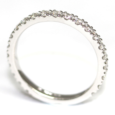 18ct White Gold Diamond Set Eternity Ring 5.jpg