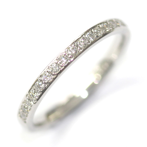 Platinum Eternity Ring with Grain Set Diamonds.jpg