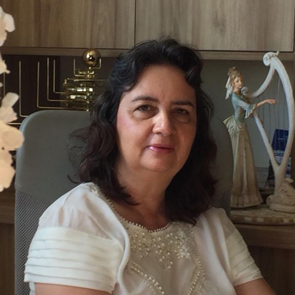 Profa. Lúcia Helena Galvão -