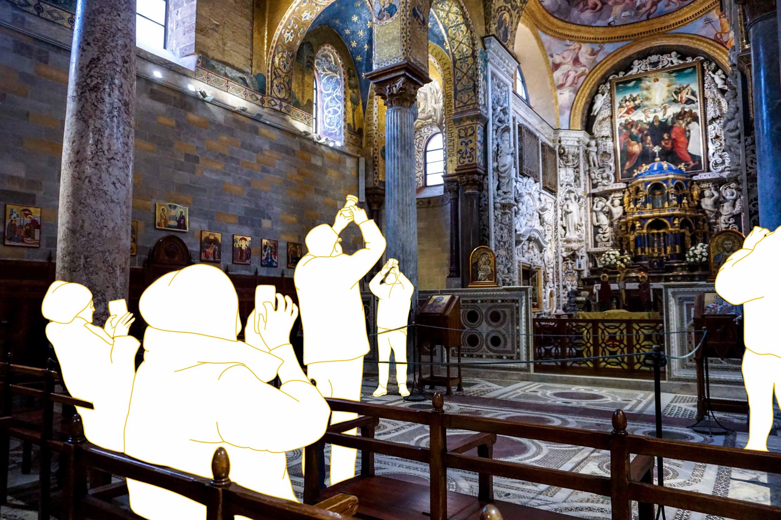 Santa Maria dell'Ammiraglio - Palermo, Sicily