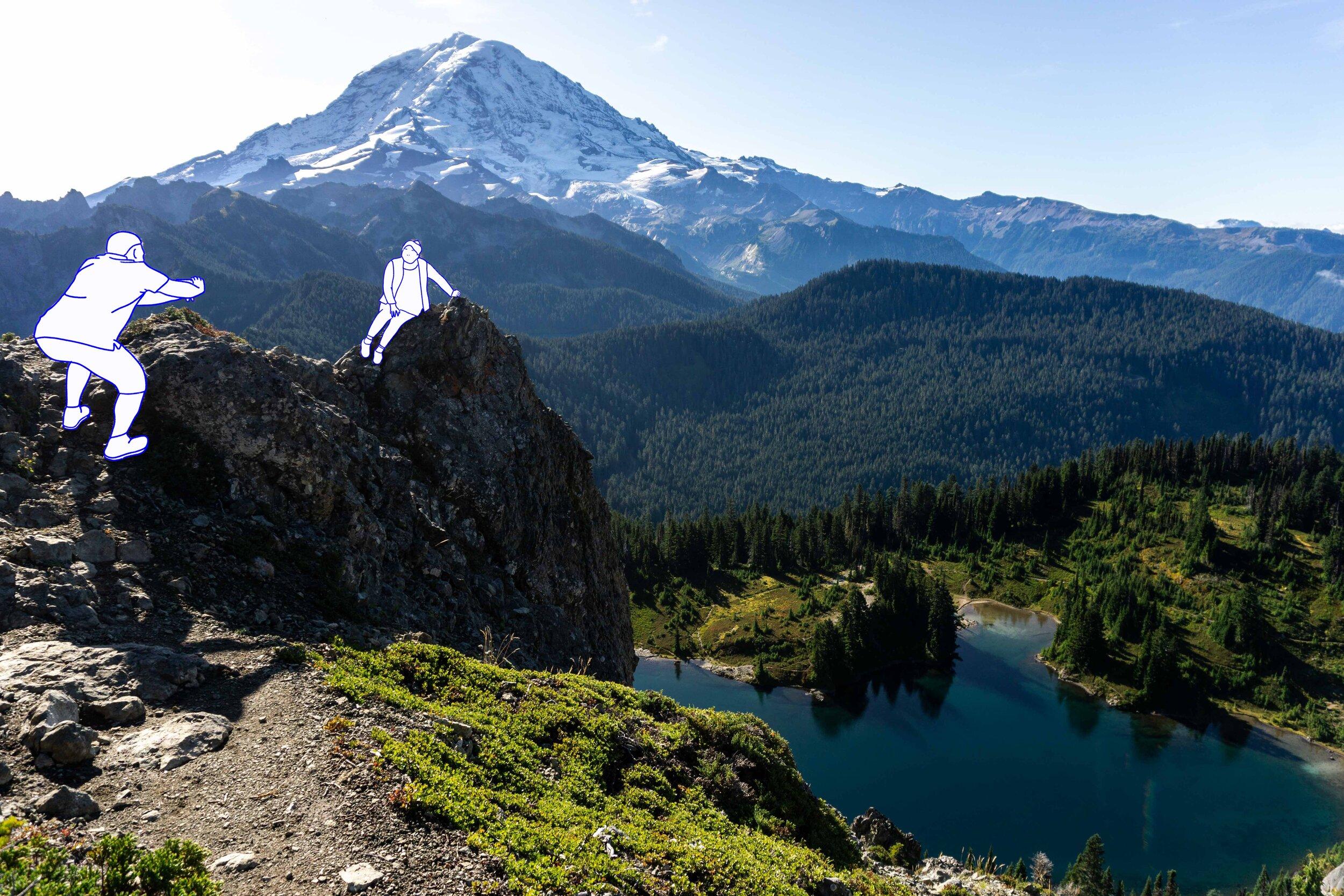 Mt. Rainier - Washington, United States