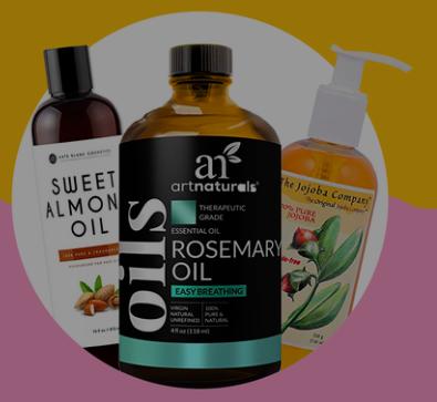 Women's Health - Best Massage Oils