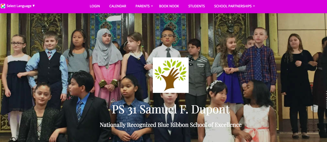 PS 31 School -