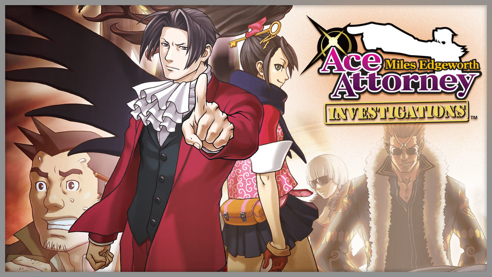 Top 7 Ace Attorney Games Ranked Game Overlook