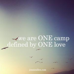 ONE CAMP