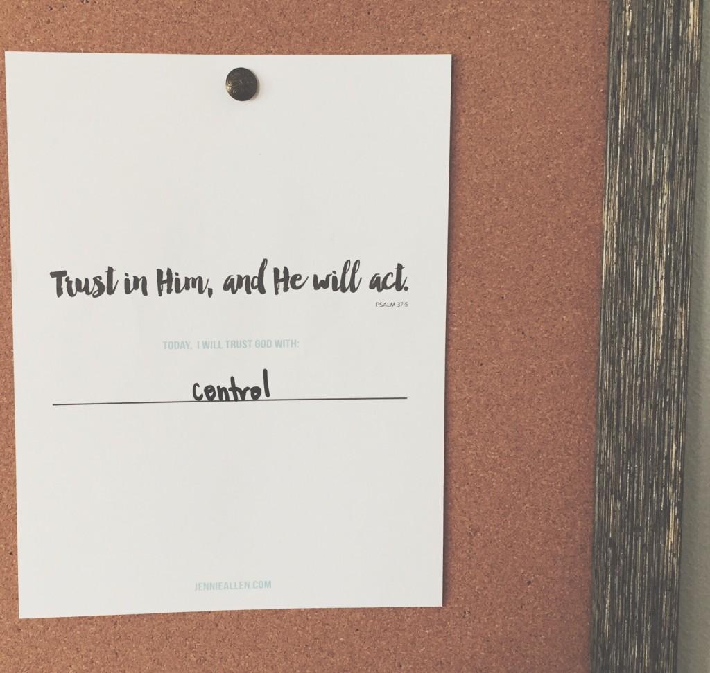 Trust Marker