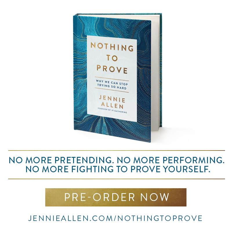 Nothing to Prove