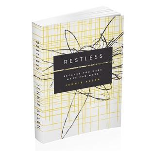 Restless, Book, Jennie Allen, Author