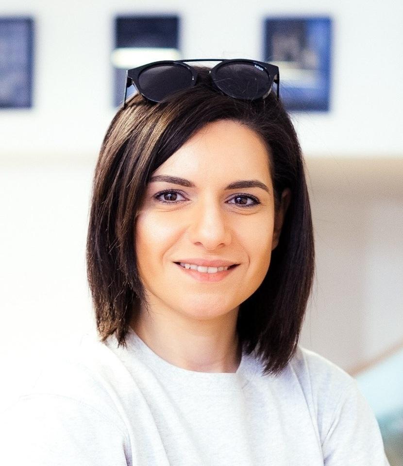 Christina Ohanian - Agile Coach, Workshop Facilitator, Keynote Speaker & Organiser of @play14team London