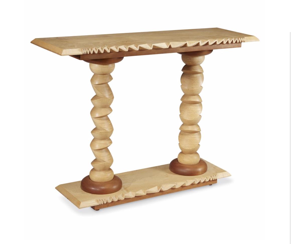 Bonnie Table, 2015