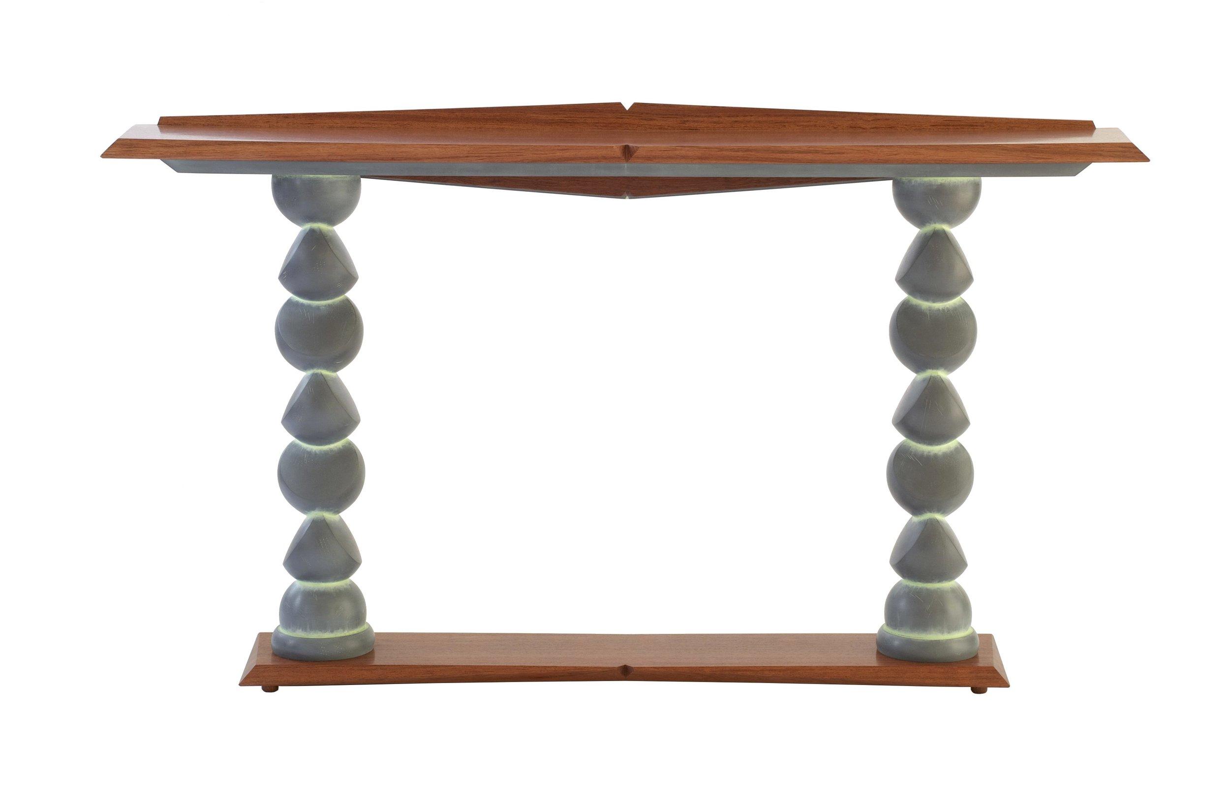 Bresler Foyer Table, 2013