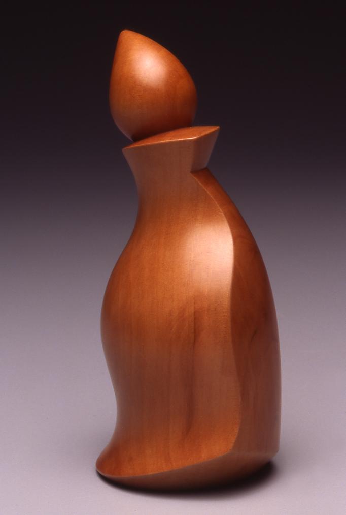 Pear Wood Figure