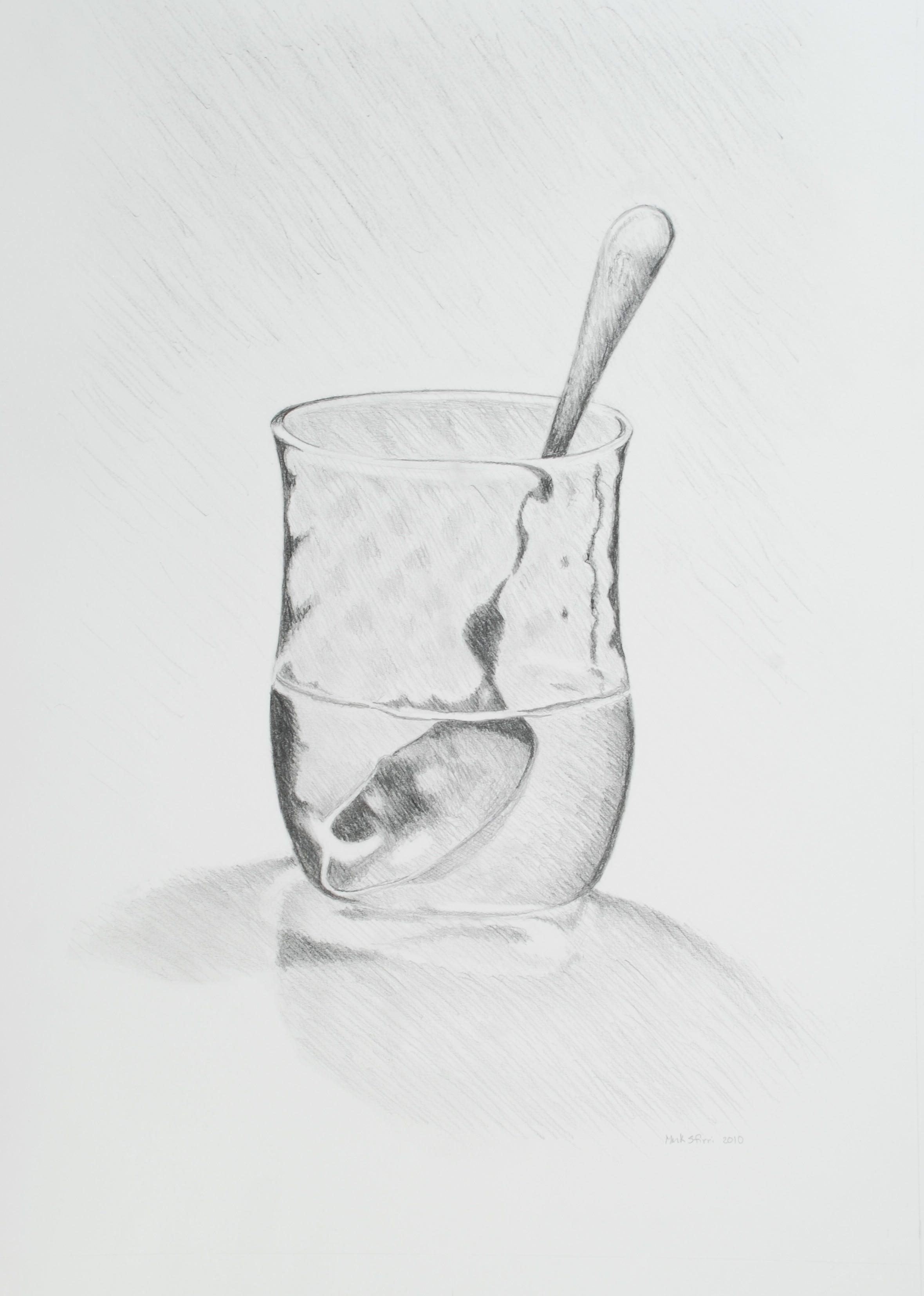 Spoon in Glass