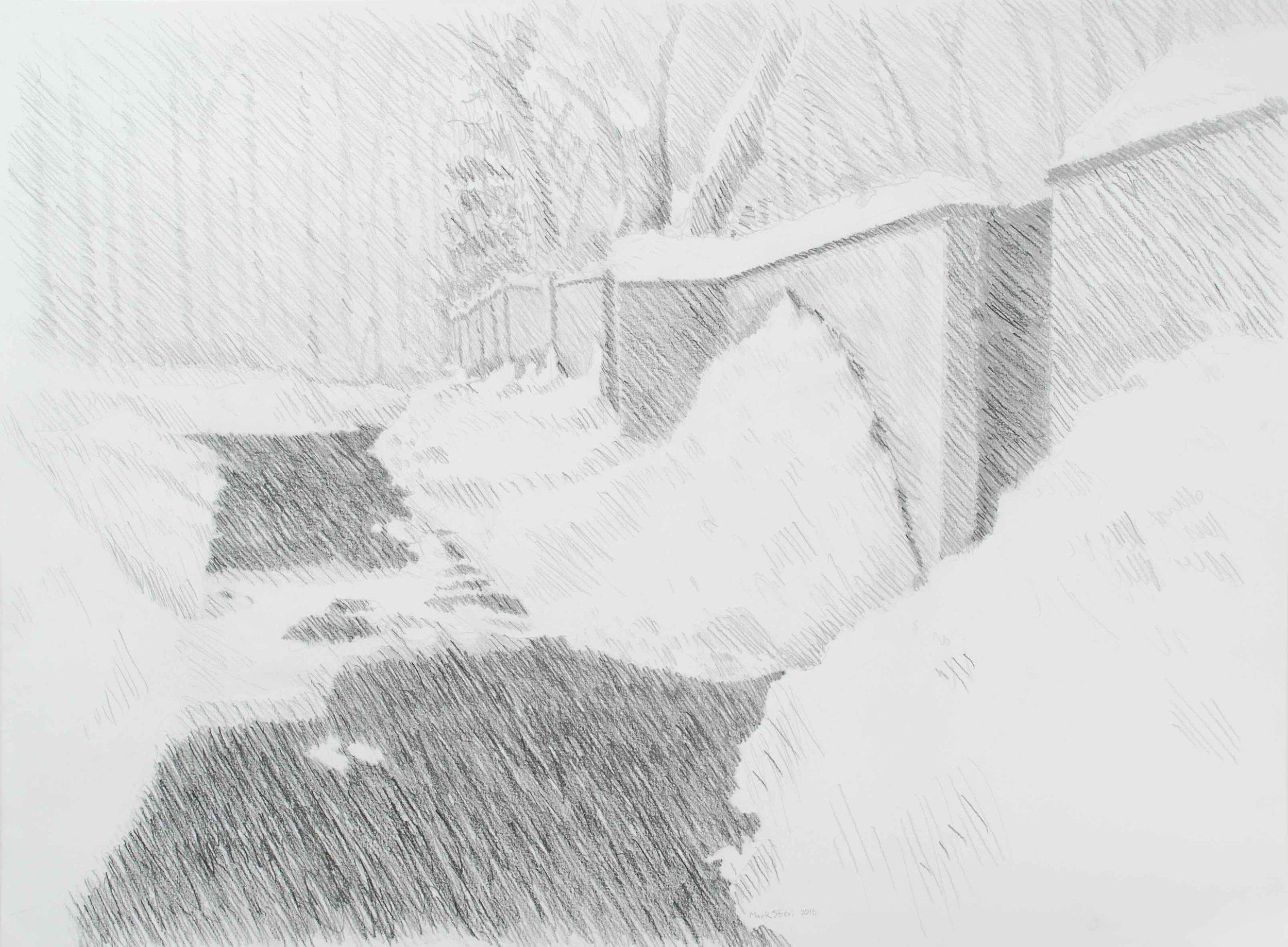 Winter on Pineville