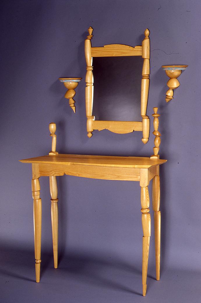 Mint Museum of Craft & Design Ash Furniture Set