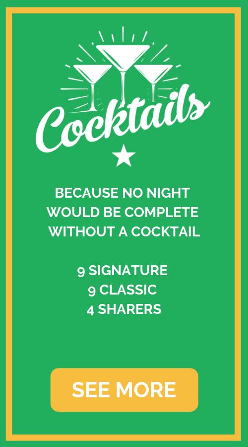 Cocktails at LOOP