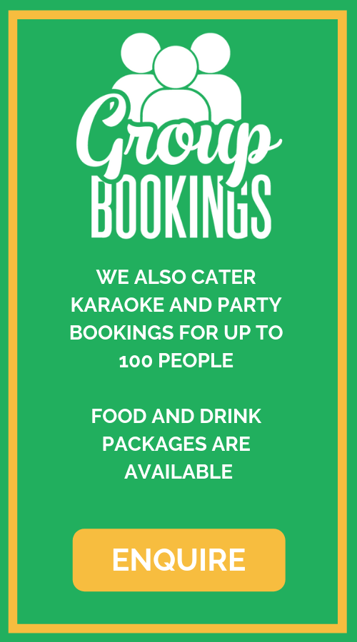 Group Bookings at LOOP