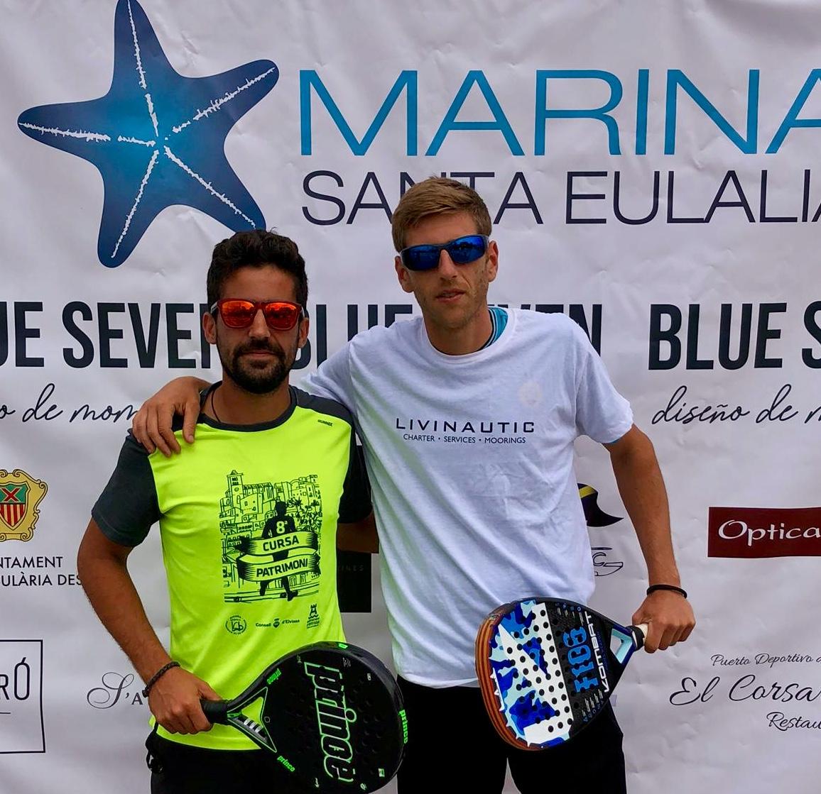 MASCULINO B TORNEO PADEL IBIZA BLUE SEVEN EVENTS