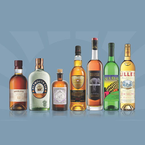 NEW BRAND VENTURES - We are constantly searching for new brands that will excite our customers and deepen our portfolio of world-class wines and spirits. These emerging brands are part of Pernod Ricard's New Brand Ventures portfolio.