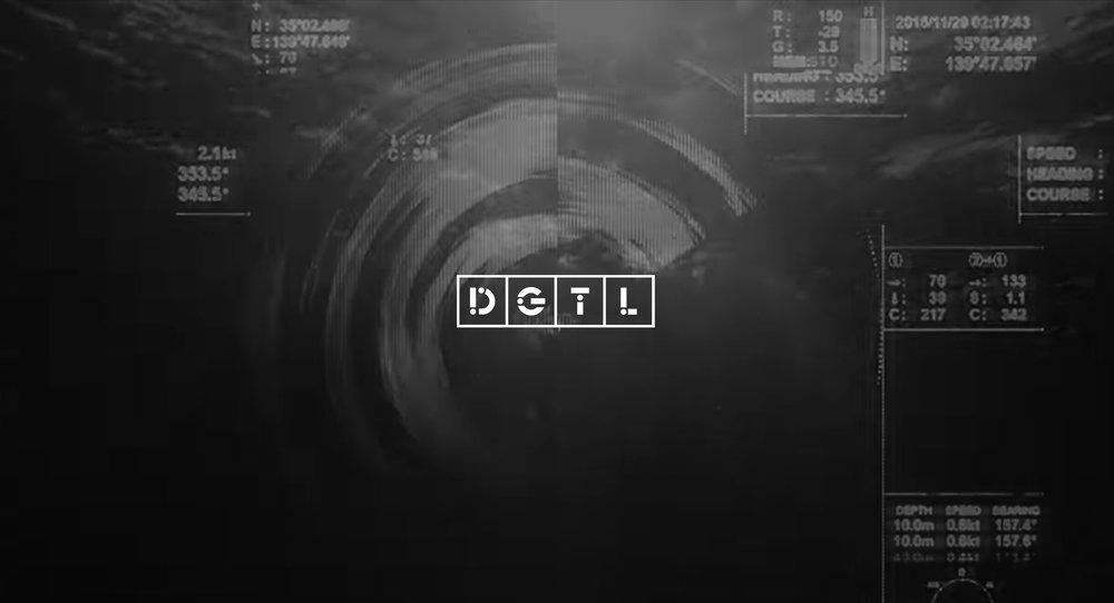 DGTL Oceans — We are Duffree