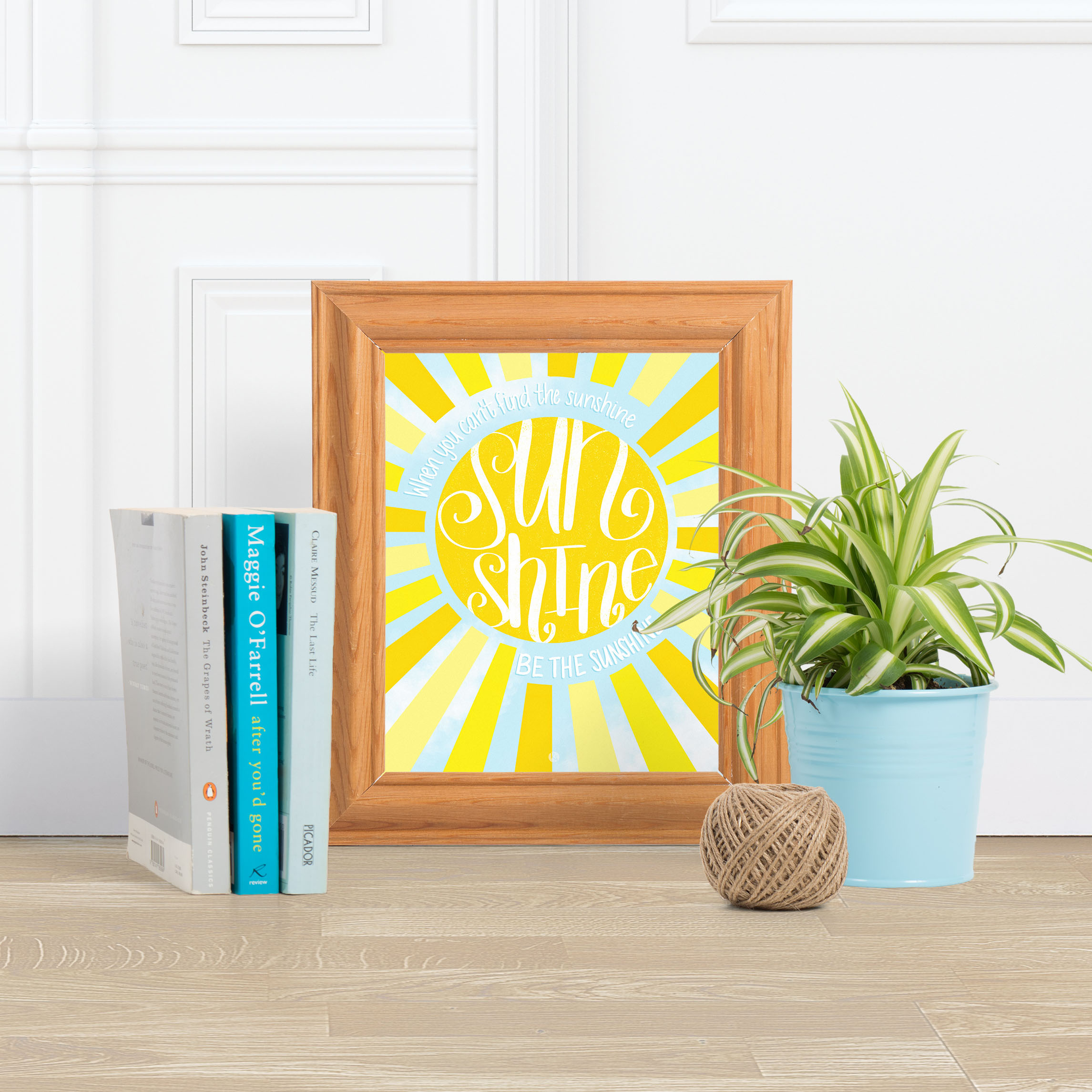 "[CURRENT] ""Be The Sunshine"""