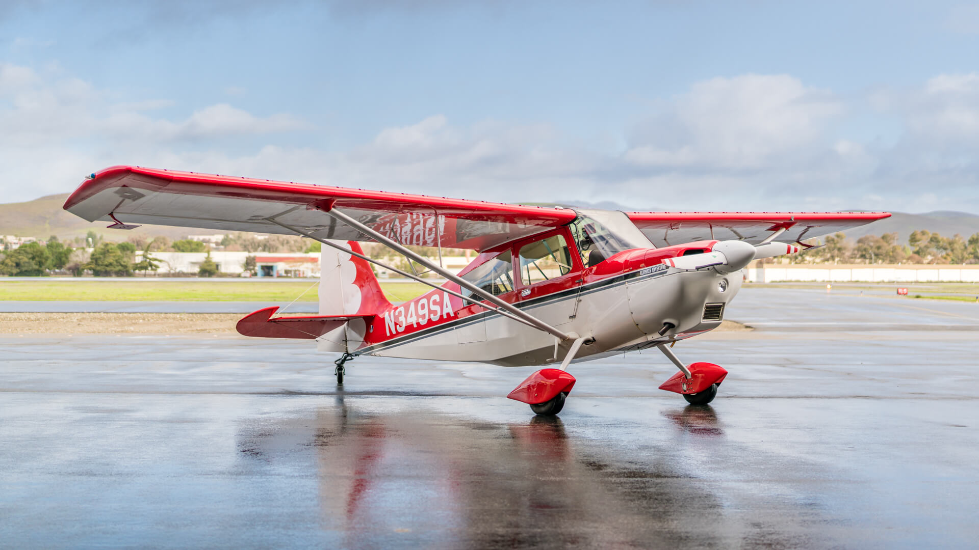 Tailwheel endorsement - Learn how to fly a tailwheel, a completely different type of airplane.