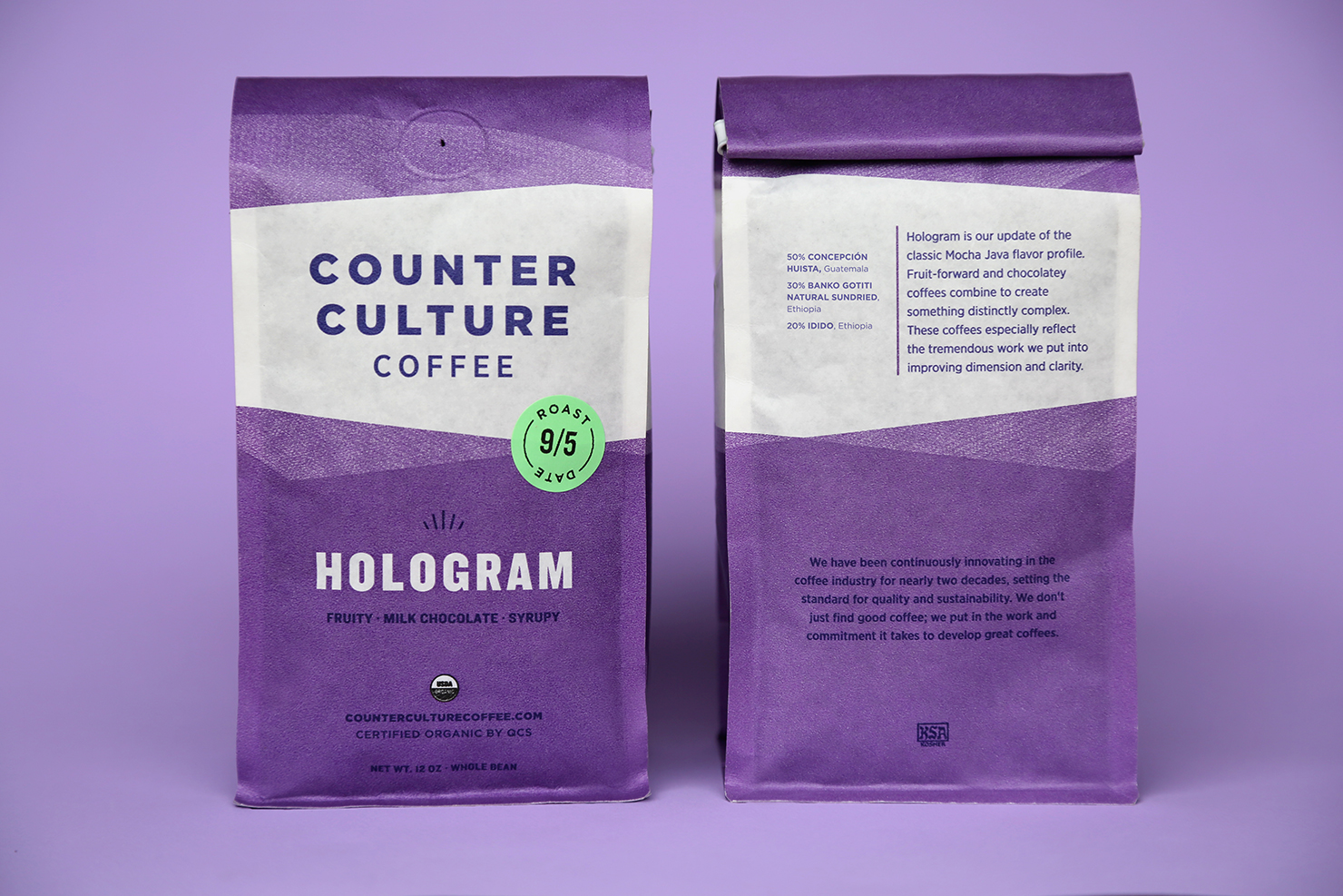 "Counter Culture Coffee - ""Coffee has the potential to thrive in healthy, biodiverse environments while also supporting the livelihoods of the farmers who grow it and the communities where they live. Our programs at origin work to push that potential."""