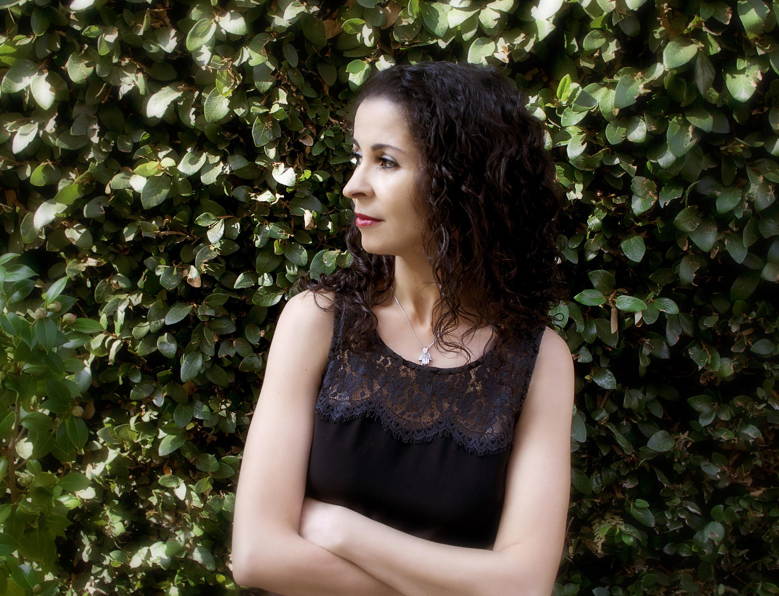 Author, Laila Lalami