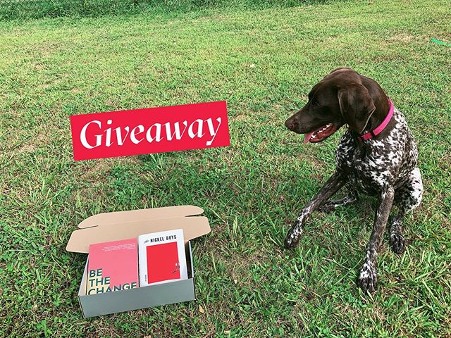 It's been a while, but it's giveaway time!!! We're giving away The Nickel Boys and Be the Change!⁣⁣ ⁣⁣ Today is @jupiter.the.gsp first birthday so she's going to pick a winner and it's super easy to enter!⁣⁣ ⁣⁣ 1️⃣ Tag a friend⁣⁣ 2️⃣ Follow @jupiter.the.gsp ⁣⁣ 3️⃣ Repost and tag @litandlatte⁣⁣ ⁣⁣ 🇺🇸 US only⁣⁣ ⏰ Winner announced FRIDAY THE 13TH ⁣ ⁣ ⁣ #giveaway #giveawaycontest #booksandcoffee #bookish #bookstagram #gspoftheday #coffee_inst #giveawaytime #contestalert #giveaways #giveawayalert #bookclub #bookaholic #bookishlove #bookish #caffeinedaily #gspofinstagram #booksbooksbooks #bookcommunity #subscriptionbox