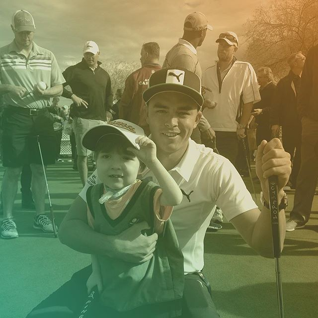 We wanted to congratulate Rickie Fowler on his huge win this past weekend. Thank you for always being a shining light for Griffin👍🏻 #ForeGriffin  View the news story here: https://www.12news.com/article/news/local/valley/young-golf-fans-legacy-lives-on-at-the-waste-management-phoenix-open/75-331fc74a-f773-4e60-aaa0-f910d1e7ee49