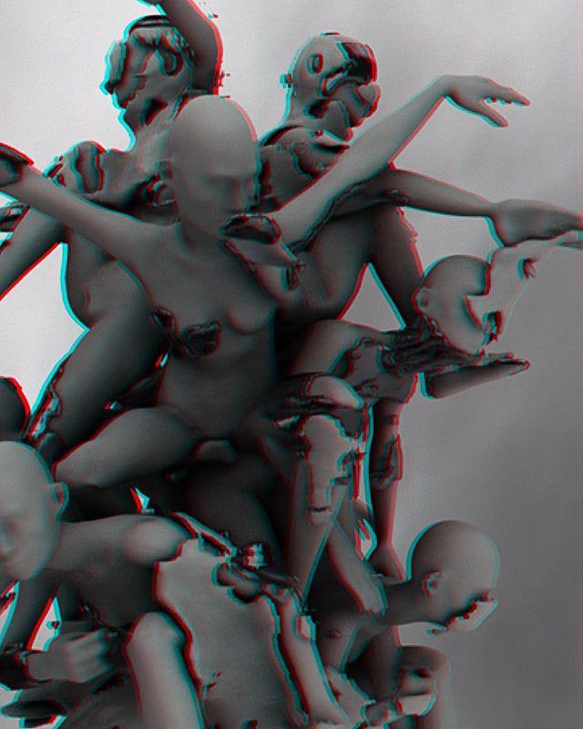 • • • • #3D #c4d #maxon #cinema4d #cgi #sculpting #modeling #3dart #digitalart #design #graphics #graphicdesign #art