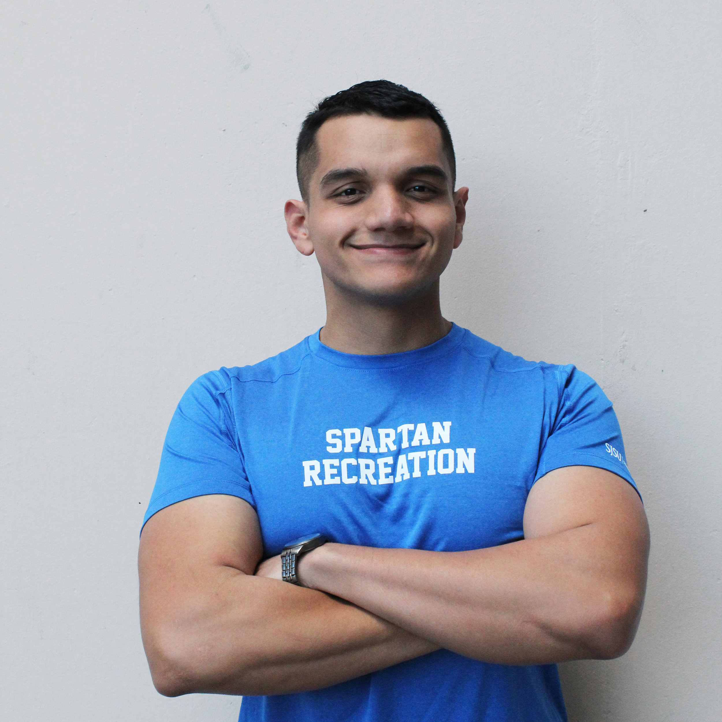 Gus - certifications: ACE Certified Personal TrainerMajor: Kinesiology with an emphasis in Exercise and Fitness, and I am minoring in Nutrition for Physical Performance.it's my mission to make exercise as enjoyable for you as it is for me! I enjoy distance running, yoga, and bodybuilding.