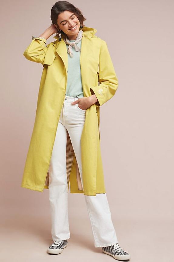 Chesterton Trench Coat