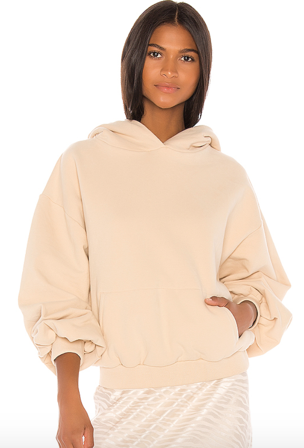 Revolve Tan Sweatshirt