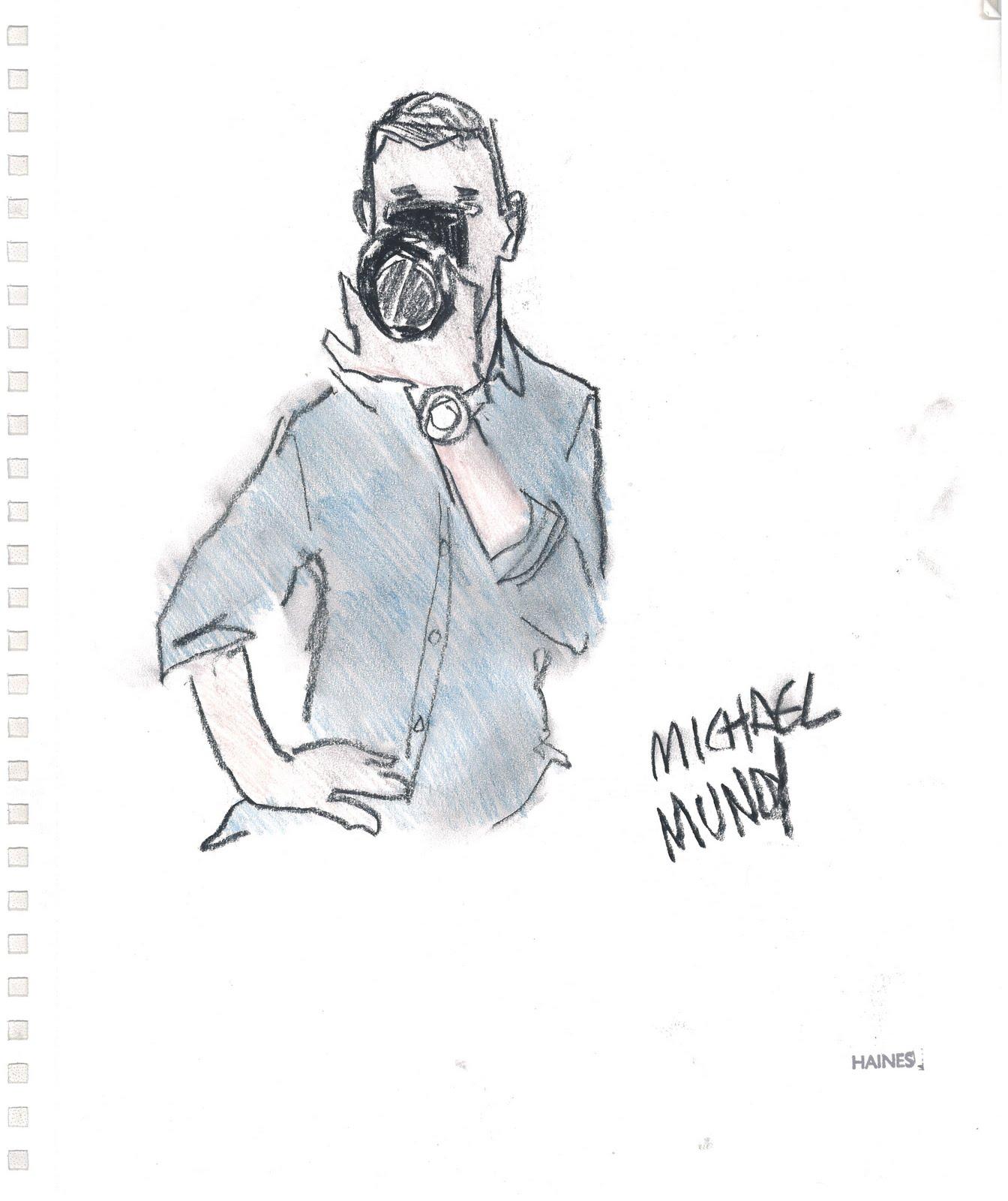 Illustration by  Richard Haines