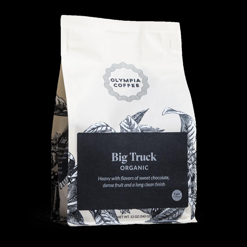 Big Truck Organic Espresso Blend -