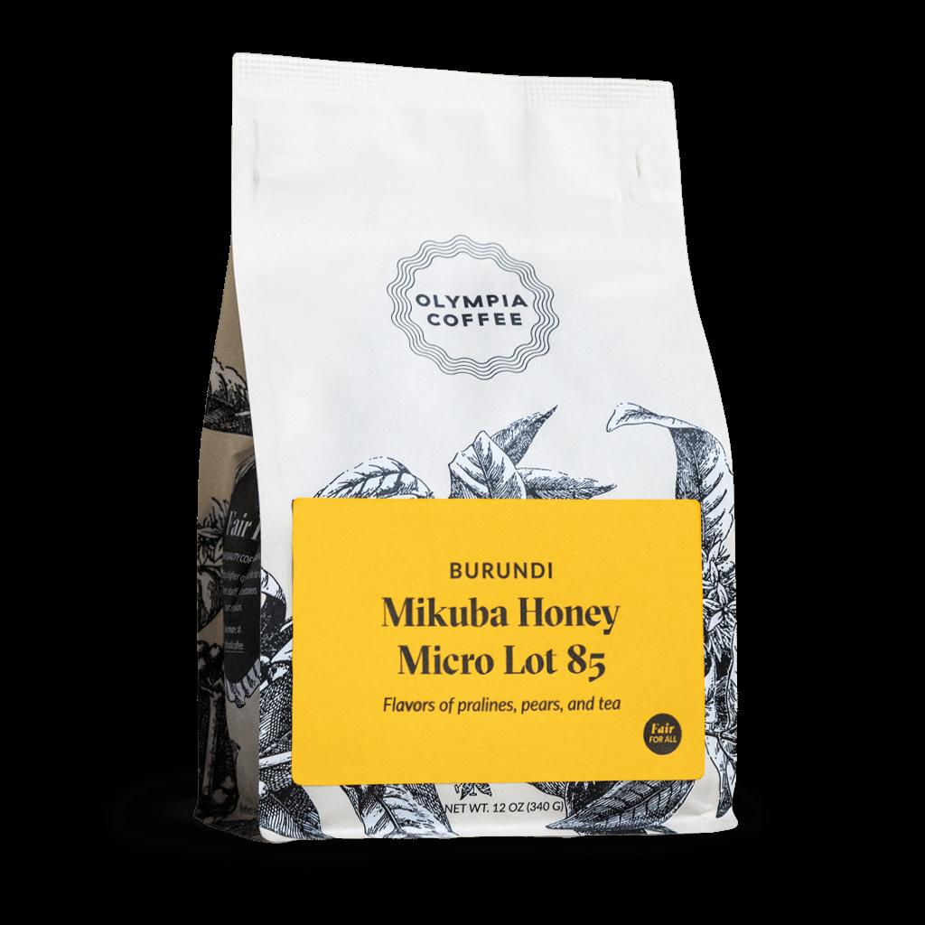 Burundi Mikuba Honey Micro Lot 85 -