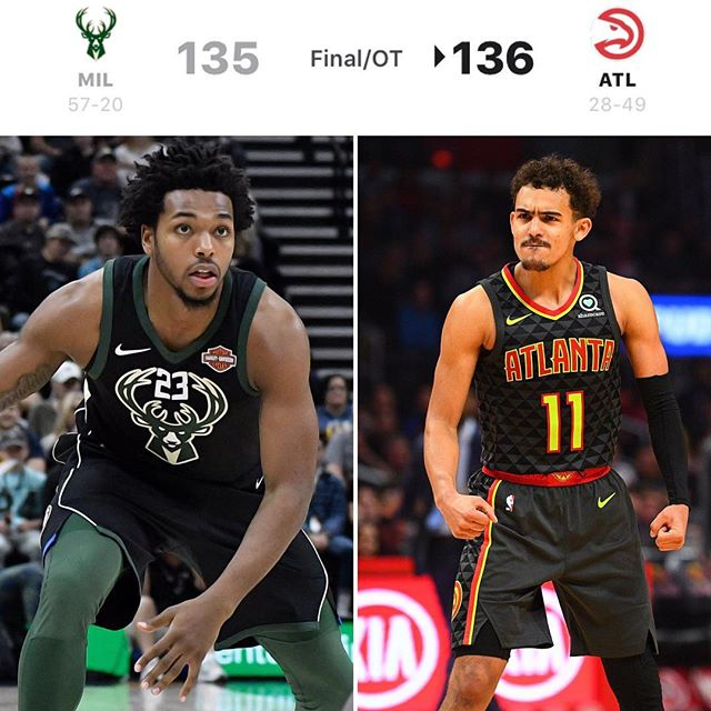 The Bucks-Hawks game generated tons of value. Here's a look at some advanced stats for a few of the top performers!