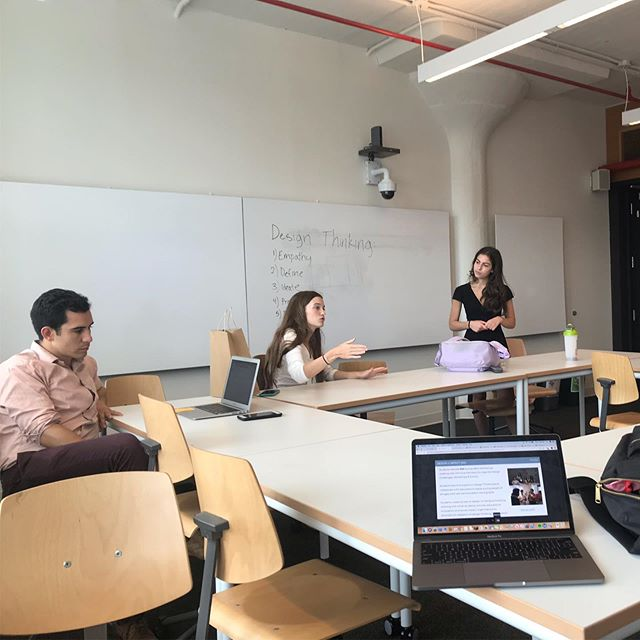 The team having our first meeting about new D4i recruitment ⚡️#designforimpact #d4i #designthinking